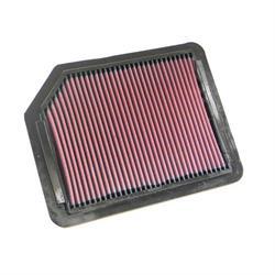 K&N 33-2267 Lifetime Performance Air Filter, Acura 2.5L