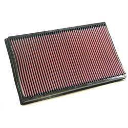 K&N 33-2269 Lifetime Performance Air Filter, Volvo 2.9L-3.0L