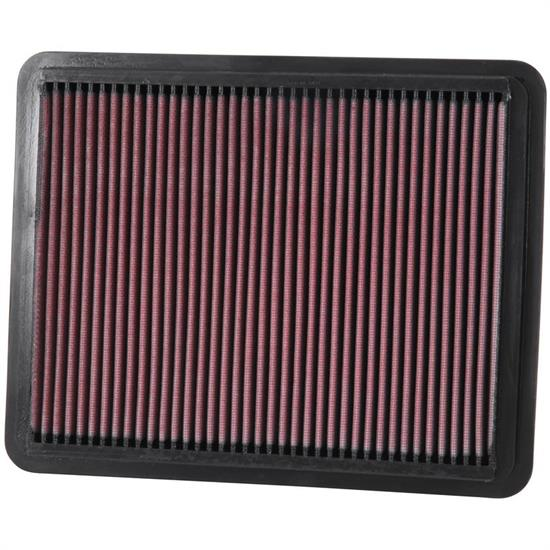 K&N 33-2271 Lifetime Performance Air Filter, Kia 2.4L-3.8L
