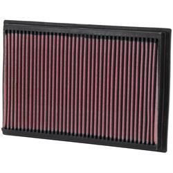 K&N 33-2272 Lifetime Performance Air Filter, Ford/Lincoln/Merc 4.6L