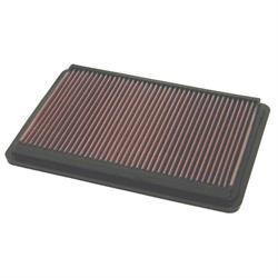 K&N 33-2275 Lifetime Performance Air Filter, Saturn 2.2L