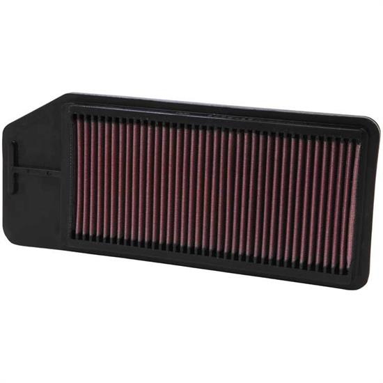 K&N 33-2276 Lifetime Performance Air Filter, Acura 2.4, Honda 2.0-2.4