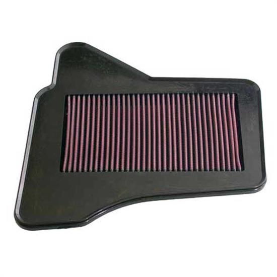 K&N 33-2283 Lifetime Performance Air Filter, Chrysler 3.5L-4.0L