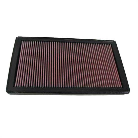 K&N 33-2284 Lifetime Performance Air Filter, Mazda 1.3L