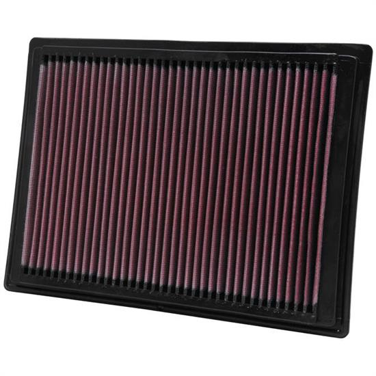 K&N 33-2287 Lifetime Performance Air Filter, Ford/Lincoln 5.4L