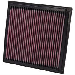 K&N 33-2288 Lifetime Air Filter, Chrysler 4.7L-5.7L, Dodge 3.7L-5.7L