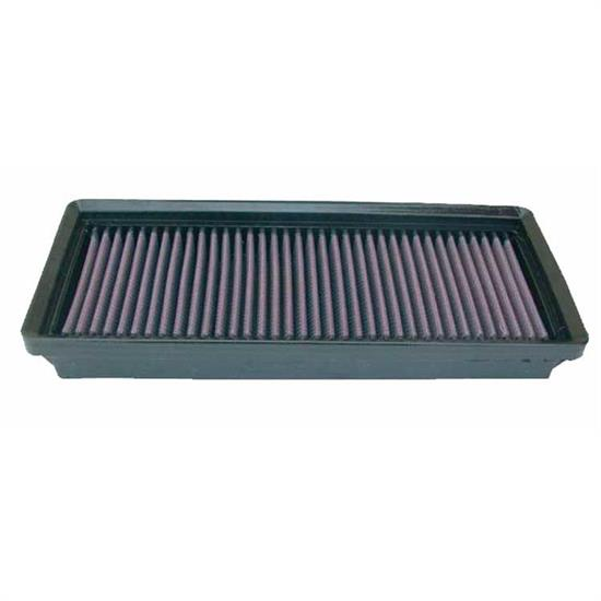 K&N 33-2290 Lifetime Performance Air Filter, Chrysler 3.2L