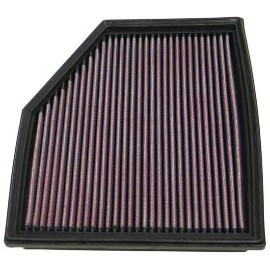 K&N 33-2292 Lifetime Performance Air Filter, BMW 2.0L-3.2L