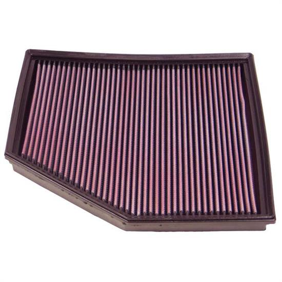 K&N 33-2294 Lifetime Performance Air Filter, BMW 2.0L-4.8L