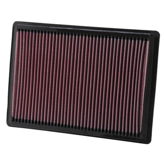 K&N 33-2295 Lifetime Performance Air Filter, Dodge/Chrysler 2.7L-6.1L