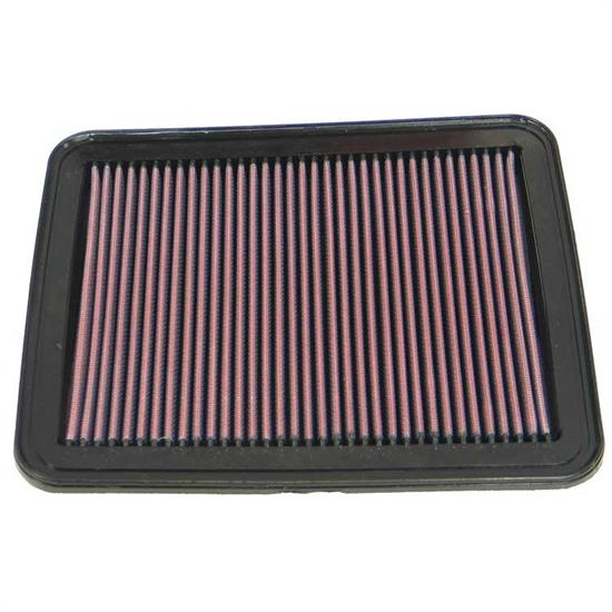 K&N 33-2296 Lifetime Performance Air Filter