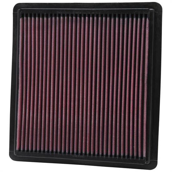 K&N 33-2298 Lifetime Performance Air Filter, Ford 4.0L-4.6L