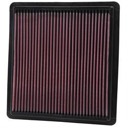 K&N 33-2298 Lifetime Performance Air Filter, Ford 4.0L-4.6L