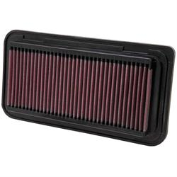 K&N 33-2300 Lifetime Performance Air Filter, Scion 2.0-2.4, Subaru 2.0