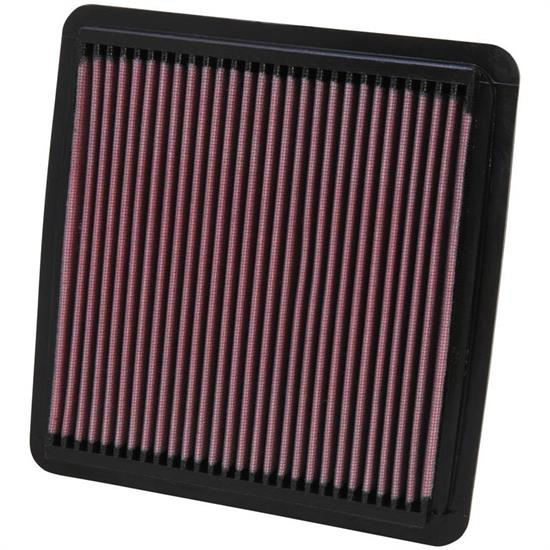 K&N 33-2304 Lifetime Performance Air Filter, Chrysler 3.0, Lancia 3.0