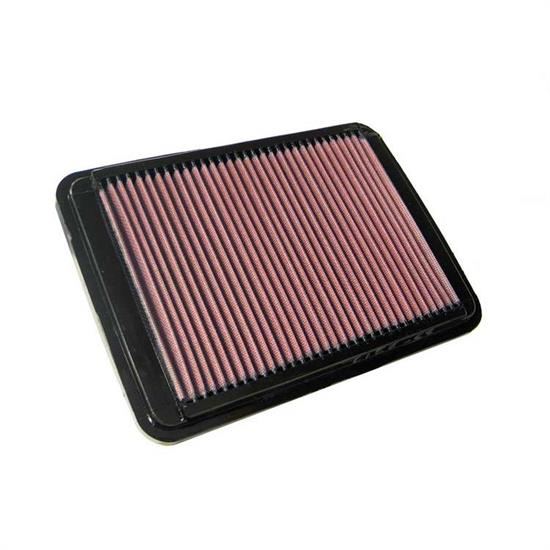K&N 33-2312 Lifetime Performance Air Filter, Hyundai 3.5L