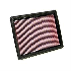 K&N 33-2314 Lifetime Performance Air Filter, Pontiac 6.0L