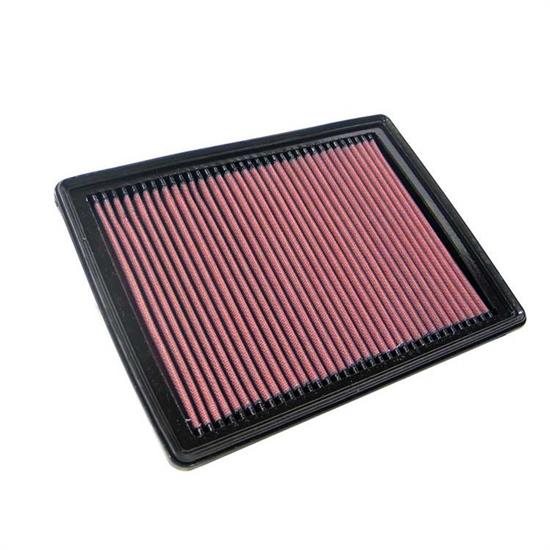 K&N 33-2316 Lifetime Performance Air Filter, Buick 3.6L-3.8L