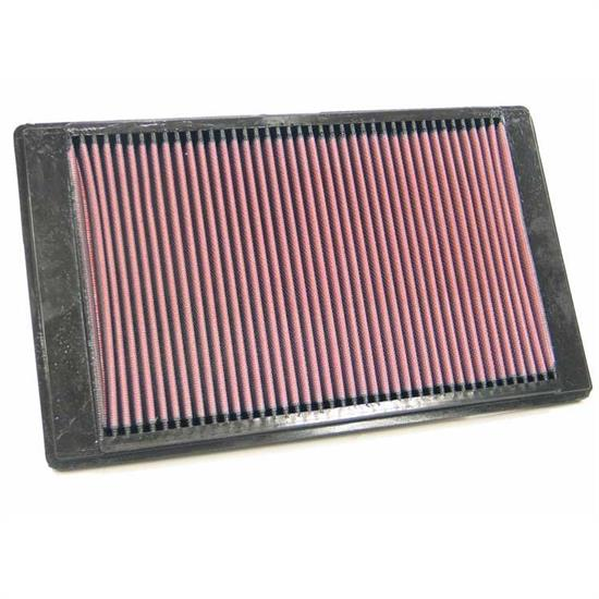 K&N 33-2317 Lifetime Performance Air Filter, Ford 5.4L