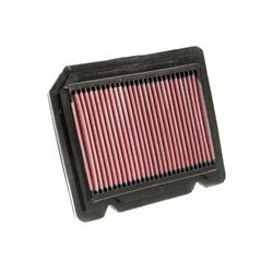 K&N 33-2320 Lifetime Air Filter, Chevy 1.2L-1.6L, Daewoo 1.2L-1.4L