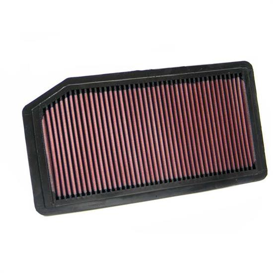 K&N 33-2323 Lifetime Performance Air Filter, Honda 3.5L