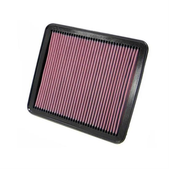 K&N 33-2325 Lifetime Performance Air Filter, Suzuki 2.5L