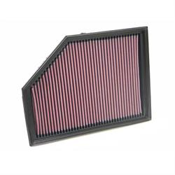 K&N 33-2328 Lifetime Performance Air Filter, Volvo 4.4L