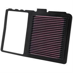 K&N 33-2329 Lifetime Performance Air Filter, Toyota 1.5L
