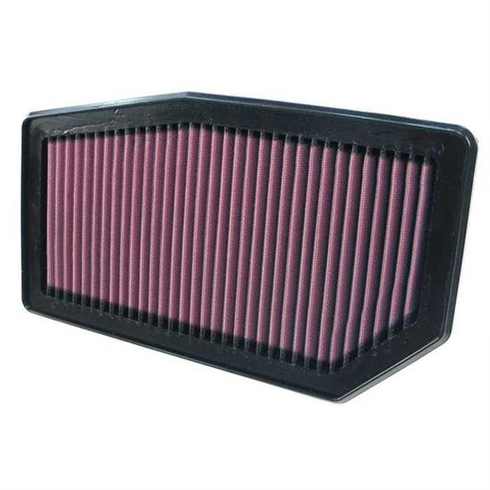 K&N 33-2341 Lifetime Performance Air Filter, Ford 6.0L