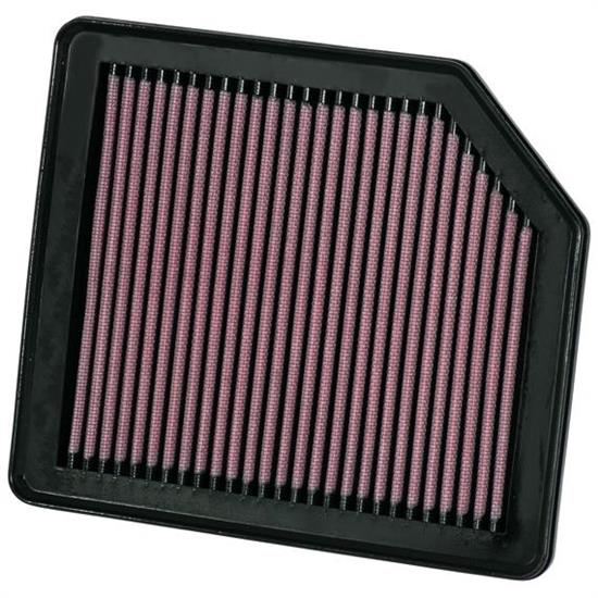 K&N 33-2342 Lifetime Performance Air Filter, Honda 1.8L