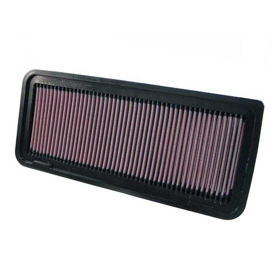 K&N 33-2344 Lifetime Performance Air Filter, Lexus 3.3L, Toyota 3.3L