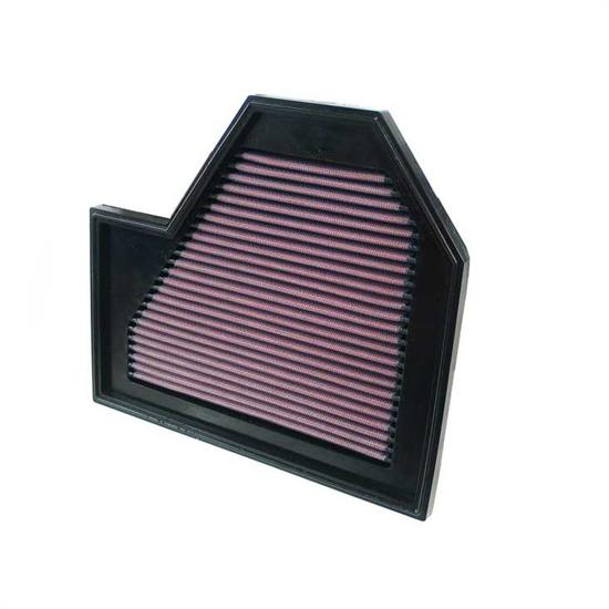 K&N 33-2352 Lifetime Performance Air Filter, BMW 5.0L
