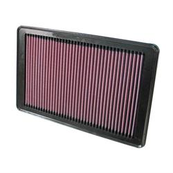 K&N 33-2358 Lifetime Performance Air Filter, Saturn 2.2L-2.4L