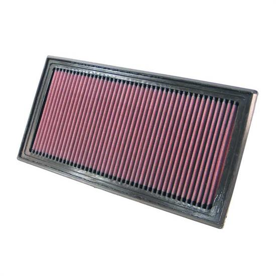 K&N 33-2362 Lifetime Air Filter, Dodge 1.8L-2.4L, Jeep 2.0L-2.4L