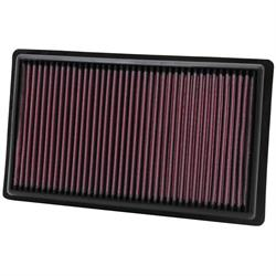K&N 33-2366 Lifetime Performance Air Filter, Ford/Mercury 4.0L