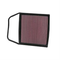 K&N 33-2367 Lifetime Performance Air Filter, BMW 2.0L-3.0L