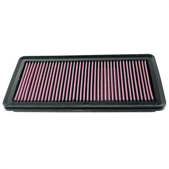 K&N 33-2368 Lifetime Performance Air Filter, Hyundai 3.8, Kia 2.7-3.8