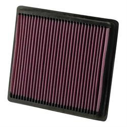 K&N 33-2373 Lifetime Air Filter, Chrysler 2.0L-3.5L, Dodge 2.0L-3.5L