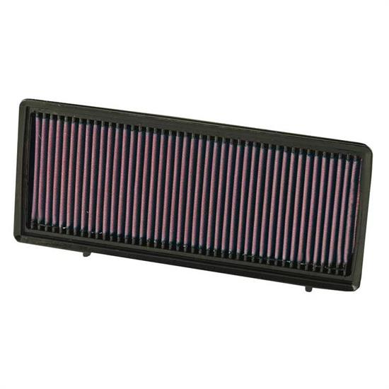 K&N 33-2374 Lifetime Performance Air Filter, Nissan 2.5L