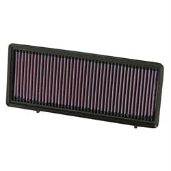 K&N 33-2374 Lifetime Performance Air Filter, Nissan 2.5L