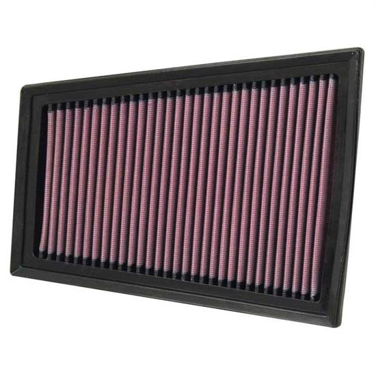 K&N 33-2376 Lifetime Performance Air Filter, Nissan 2.0L