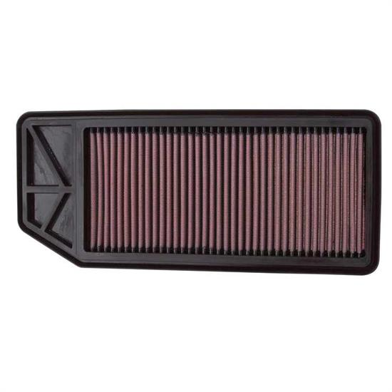 K&N 33-2379 Lifetime Performance Air Filter, Acura 3.2L-3.5L