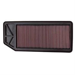 K&N 33-2379 Lifetime Performance Air Filter, Acura 3.2L-3.5L