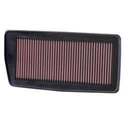 K&N 33-2382 Lifetime Performance Air Filter, Acura 2.3L