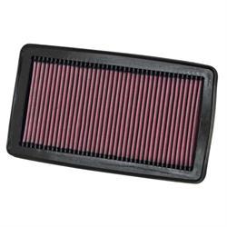 K&N 33-2383 Lifetime Performance Air Filter, Acura 3.7L
