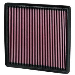 K&N 33-2385 Lifetime Air Filter, Ford 2.7L-6.8L, Lincoln 3.5L-5.4L