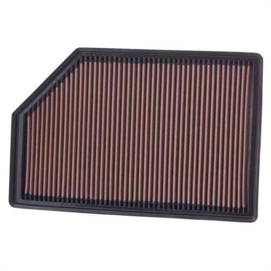 K&N 33-2388 Lifetime Performance Air Filter, Volvo 1.6L-4.4L