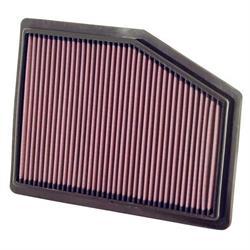 K&N 33-2390 Lifetime Performance Air Filter, Kia 3.8L