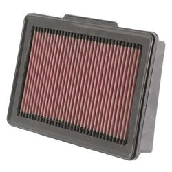 K&N 33-2397 Lifetime Performance Air Filter, Infiniti 3.5L