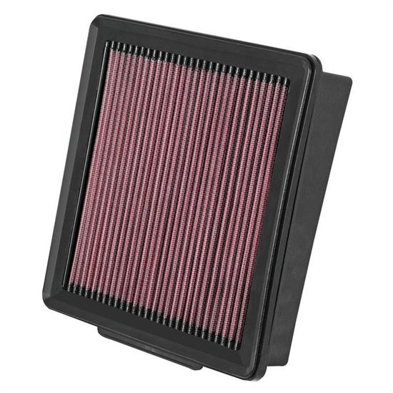 K&N 33-2398 Lifetime Performance Air Filter, Infiniti 4.5L
